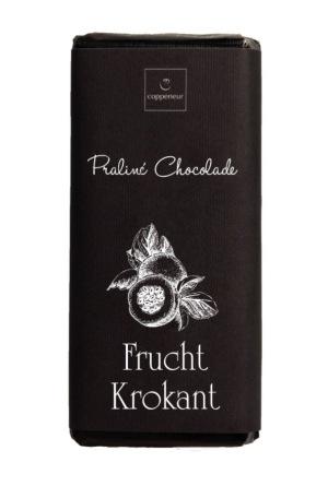Chokladkaka - Frukt Krokant - 75 gram -