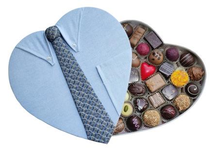 Hjärtask - Skjorta - 490 gram -