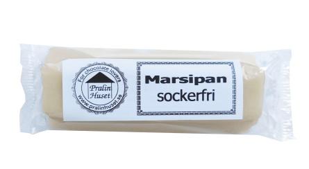 Pralinhuset - Marsipan - Utan Tillsatt Socker -125 gram -