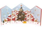 Tom Julkalender -  Julbyn