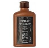 Chokladfigur - Flaska Whisky - 50 gram