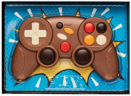Spelkontroll - Ljus Choklad