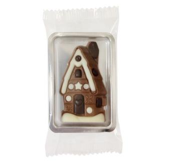 Chokladask - Pepparkakshus - Mjölkchoklad -