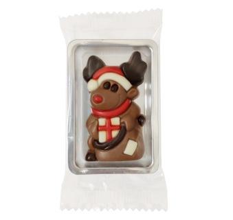 Chokladask - Rudolf - Mjölkchoklad -