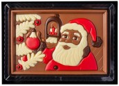 Chokladmotiv - Tomten - 85 gram
