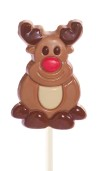 ChokladKlubba - Rudolf - Mjölkchoklad