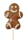 ChokladKlubba - Pepparkaka - Mjölkchoklad