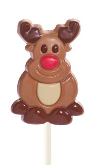 ChokladKlubba - Rudolf - Mjölkchoklad -