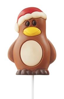ChokladKlubba - Pingvin - Mjölkchoklad -