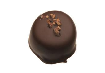 Pralin & Tryffel - Pralinibs - Hasselnötskräm och kakaokross -