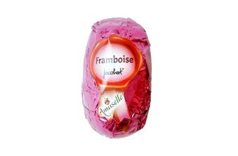 Pralin & Tryffel - Framboise Jacobbert - Spritpralin -