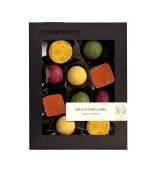 Pralinask - Frukt Blandning - 120 gram