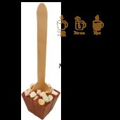 Pralinhuset - Drickchoklad - 40% Kakao - Marshmallows