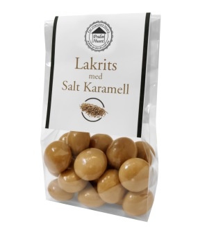 Lakritspåse – Salt Karamell -