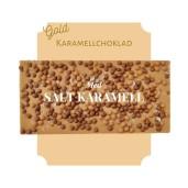 Pralinhuset - Karamellchoklad - Salt karamell