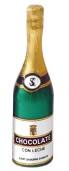 Champagneflaska - Ljus Choklad - 40 gram