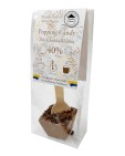 Pralinhuset - Drickchoklad - 40% Kakao - Popping Candy
