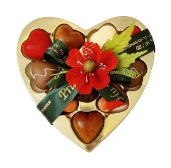 Hjärtask - Hjärtan - 165 gram -