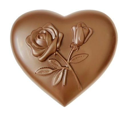 Chokladhjärta - 40% Kakao -