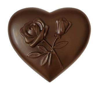 Chokladhjärta - 70% Kakao -