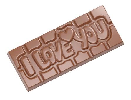 Chocolate Wish - 40% Kakao - I Love You - Ljus Choklad