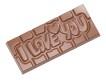 Pralinhuset - 40% Kakao - I Love You - Ljus Choklad