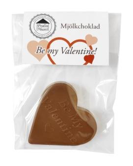 Pralinhuset - Be my Valentine - 25 gram -