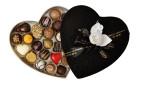 Hjärtask - Black & White - 335 gram - Vanlig
