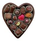 Chocolate Love - 70% Kakao - 350 Gram - Vanlig