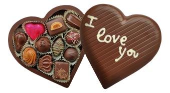 Chocolate Love - 70% Kakao - 310 Gram - Vanlig