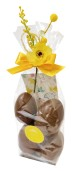 Påskpåse - Näckros - Mjölkchokladägg - 145 gram