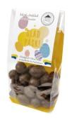 Påskpåse - Blåsippa - Mörka Chokladägg - 100 gram