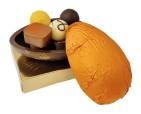 Pralinhusets pralinfyllda Chokladägg - 200 gram