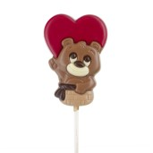 Chokladklubba - Kärleksbjörn - 35 gram