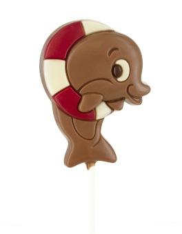 Chokladklubba - Delfin - 30 gram -