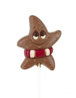 Chokladklubba - Sjöstjärna - 30 gram -
