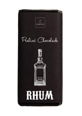 Chokladkaka - jamaica Rom & Banan - 75 gram - Vegan -