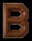 Pralinhuset - Chokladfigur - Bokstav A till Z