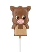 Chokladklubba - Grisen Hugo - 35 gram
