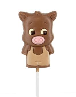 Chokladklubba - Grisen Hugo - 35 gram -