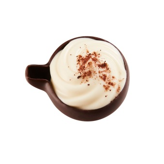 Pralin & Tryffel - Hot Chocolate Cup - Varm Chokladpralin -