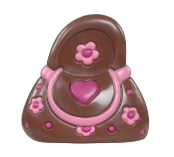 Chokladfigur - Väska - 90 gram -