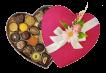 Hjärtask - Pink -  340 gram - Vegan