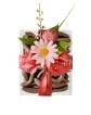 High Tea Selection - Orangette - 12 bitar - Rosa pralinhusetband