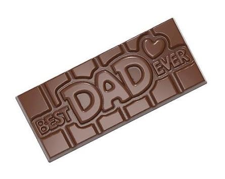 Chocolate Wish - 70% Kakao - Best Dad Ever -