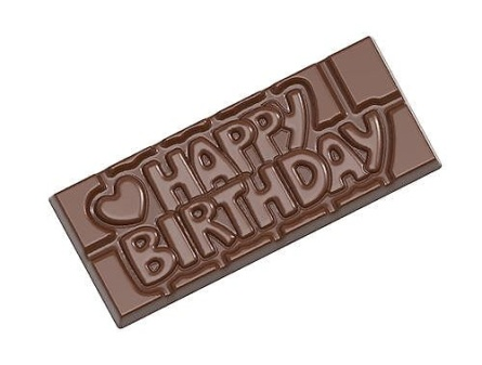 Chocolate Wish - 70% Kakao - Happy Birthday -