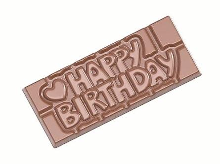 Chocolate Wish - 40% Kakao - Happy Birthday -