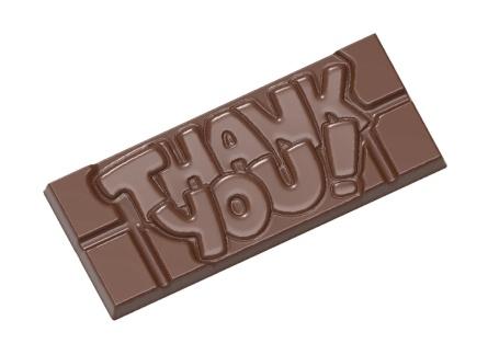 Chocolate Wish - 70% Kakao - Thank You -