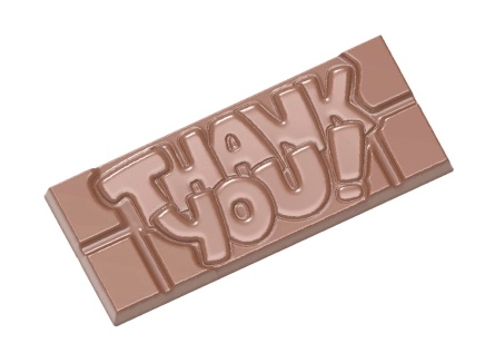 Chocolate Wish - 40% Kakao - Thank You -