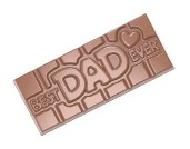 Chocolate Wish - 40% Kakao - Best Dad Ever